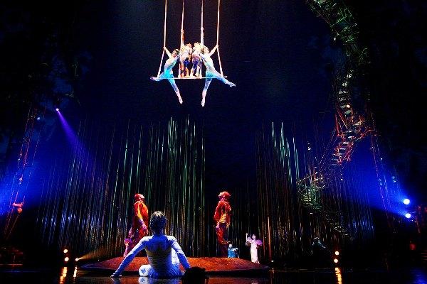 Como o cirque du soleil reinventou o circo for Espectaculo circo de soleil