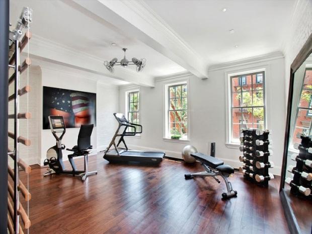como montar uma academia em casa 10 dicas el hombre. Black Bedroom Furniture Sets. Home Design Ideas