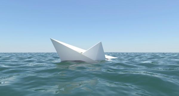 Diferente de um capitão com o seu navio, você não precisa afunar com a sua empresa