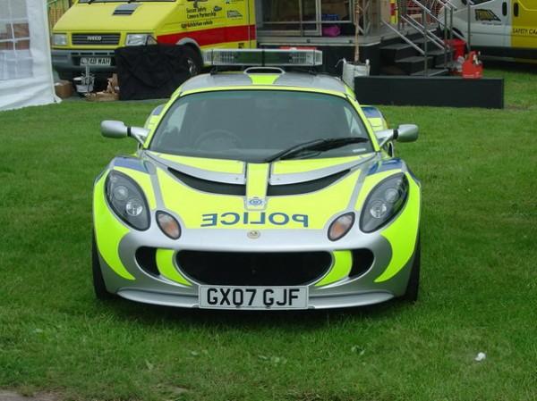 UK Lotus Exige