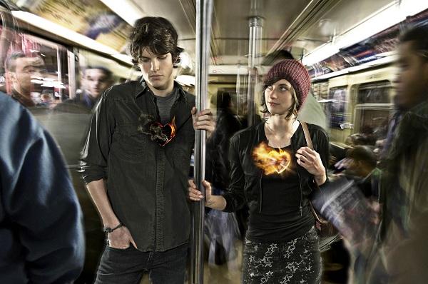 Sobre os breves amores de metrô