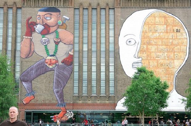 BLU-peinture-murale-graffiti-Londres