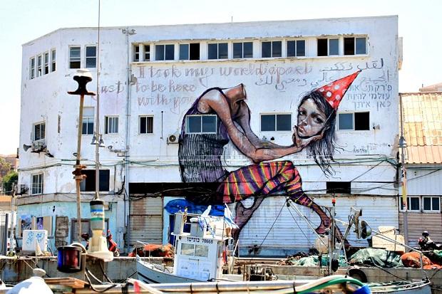 HERAKUT-telaviv-tel-aviv-street-art-graffiti-israel-mural