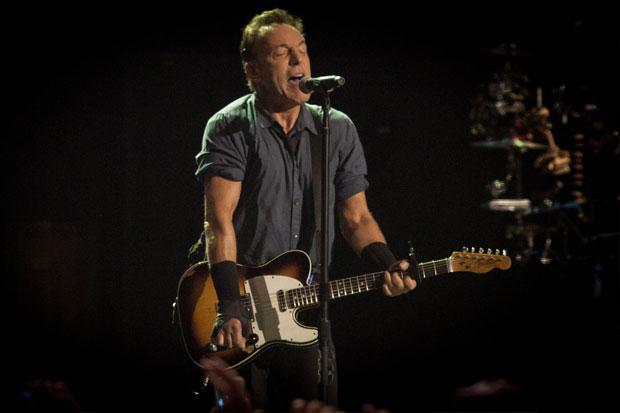bruce Springsteen rock in rio