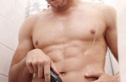 depilação íntima masculina