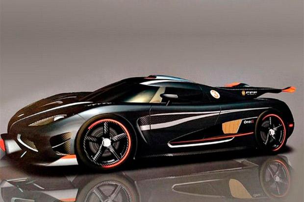 Koenigsegg One 1 >> Koenigsegg apresentará carro mais rápido do mundo em março