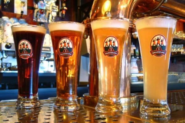 As cervejas da casa