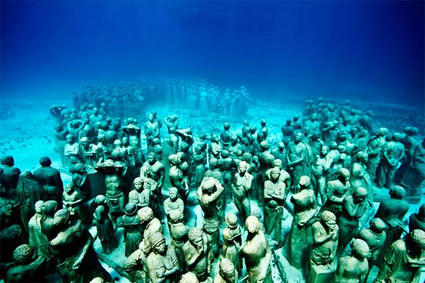Resultado de imagem para museu subaquático
