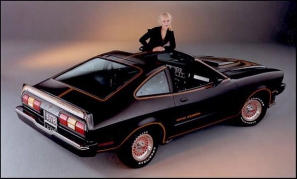 A evolução do Ford Mustang em seus 50 anos - El Hombre