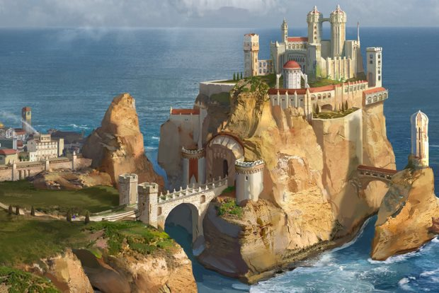 casterly_rock__house_lannister__by_andrewryanart-d7fooud