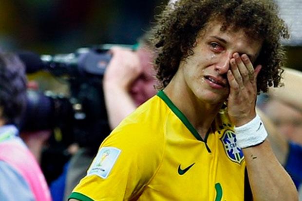 Um tributo às lágrimas de David Luiz - El Hombre 43414a39b6d2f