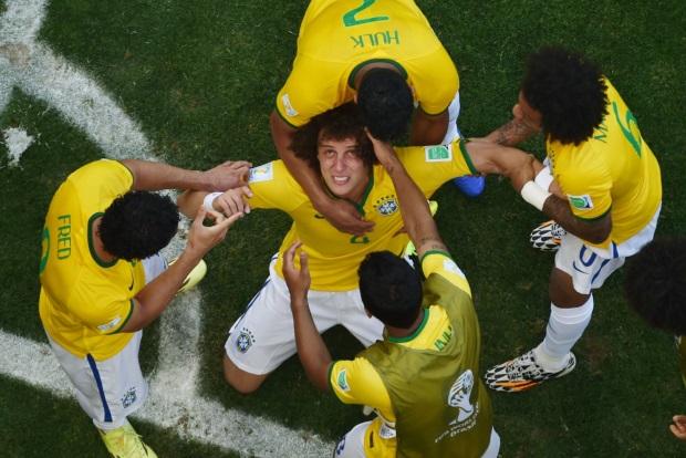 20 provas de que David Luiz é o maior ser humano vivo - El Hombre e6b36cea5374c