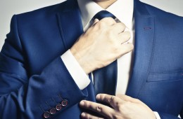 nó de gravata