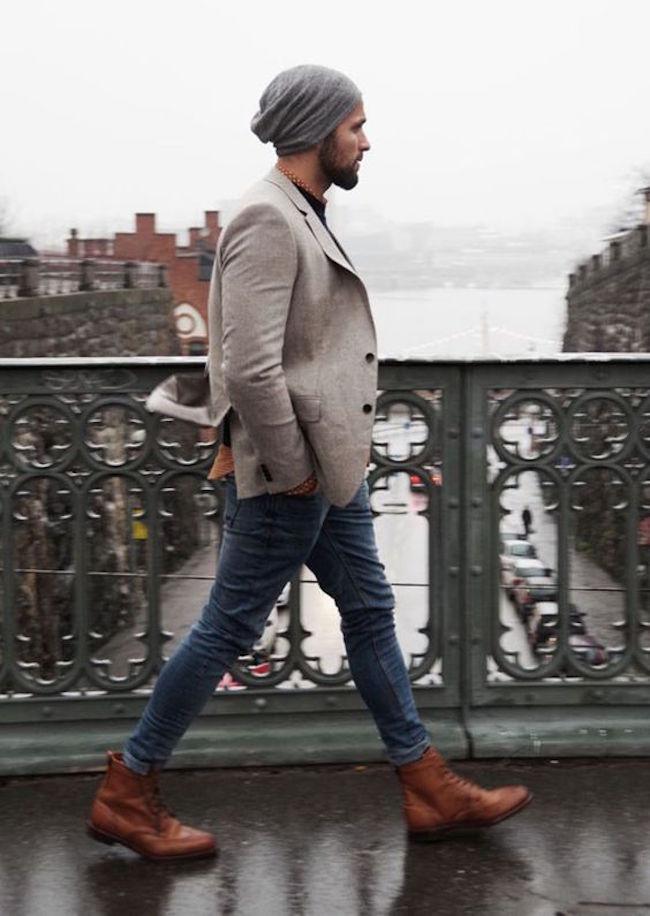 blazer masculino como usar