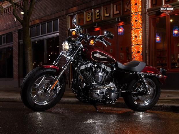10 motos que a Harley-Davidson trará ao Brasil em 2015 ...