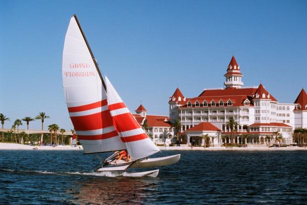 Grand Floridian Disney World