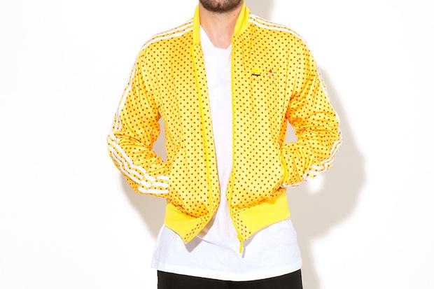 Coleção de Pharrell para a Adidas chega hoje às lojas do Brasil