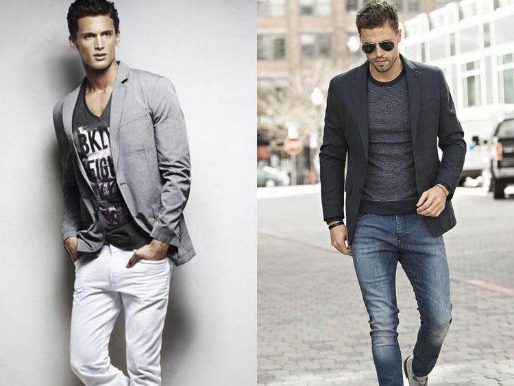 Blazer-camiseta-homem