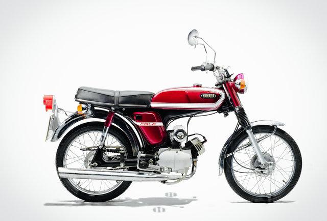 1974 Yamaha 49CC FS1-E