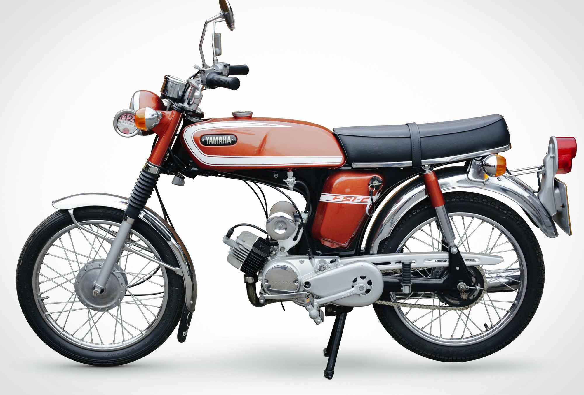 1975 Yamaha 49CC FS1-E