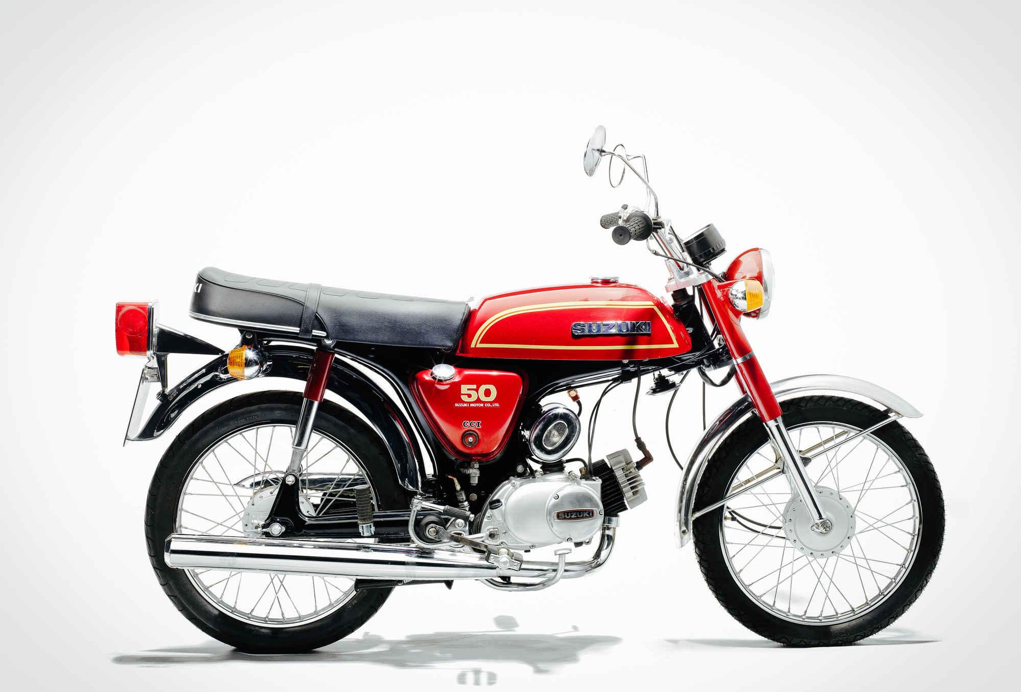 1976 Suzuki AP50