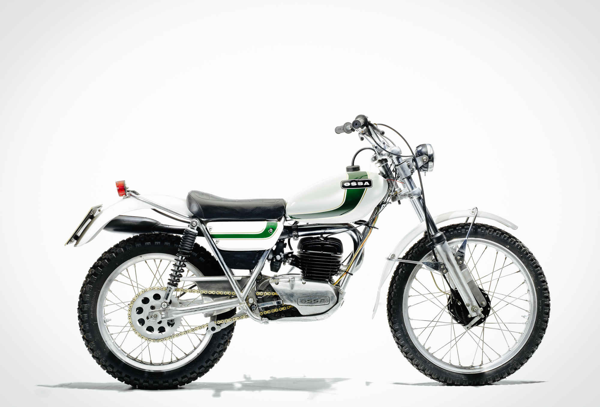 1980 Ossa 250CC MAR Trials Motorcycle