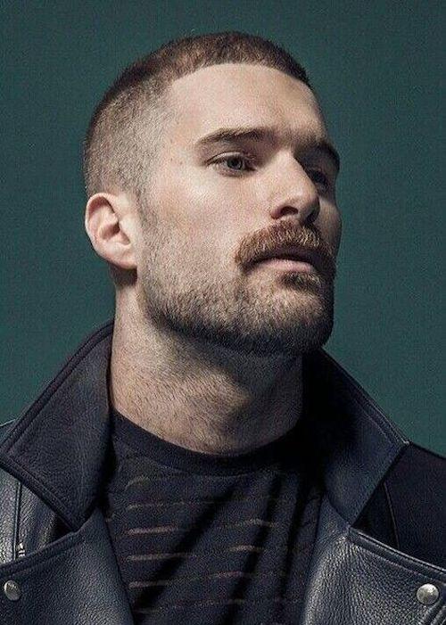 bigode com barba