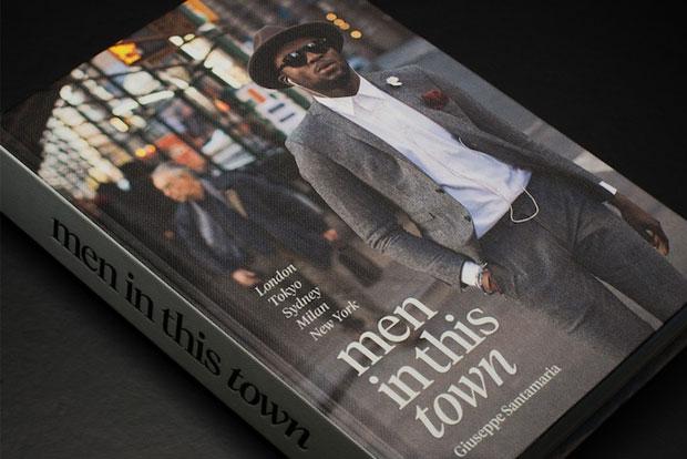 Men In This Town, um livro para homens estilosos