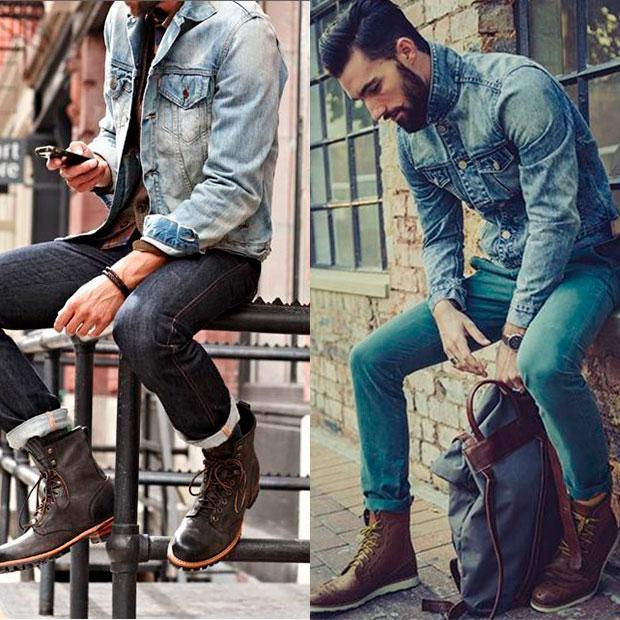 5bb2c2693 6 maneiras de usar bota masculina com estilo - El Hombre