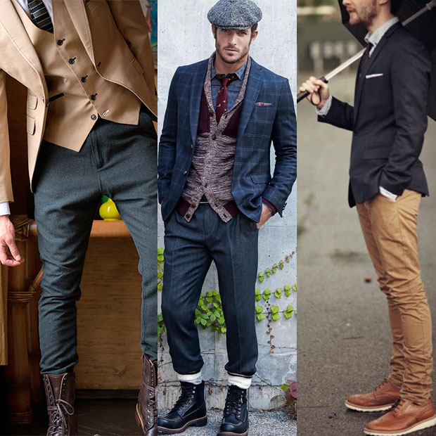 855cd86b8b 6 maneiras de usar bota masculina com estilo - El Hombre