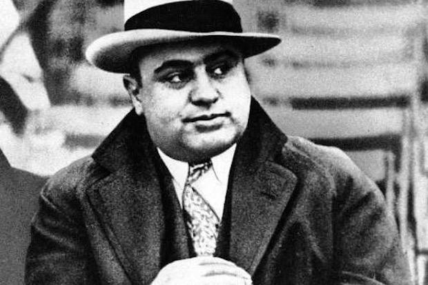 Até mesmo Al Capone foi vítima dele