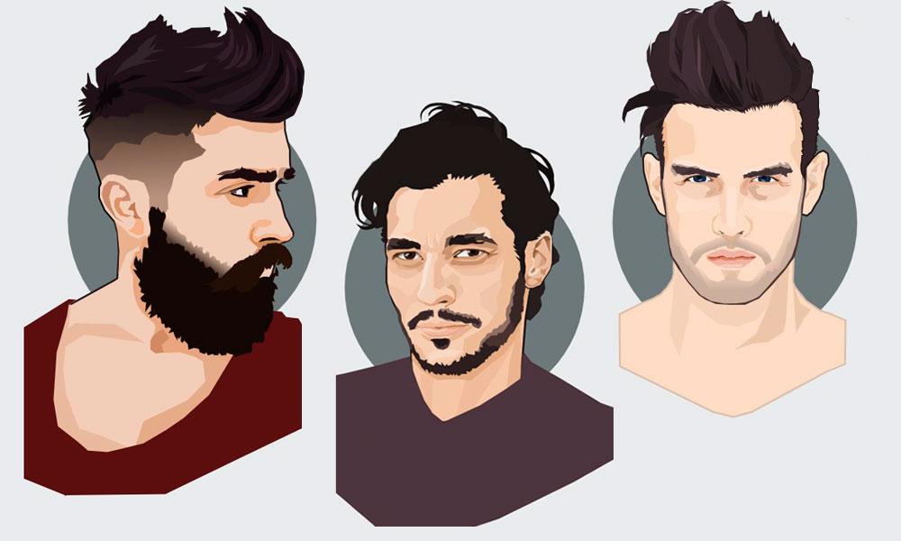 6 tipos de barba em alta para se inspirar el hombre - Clases de barbas ...