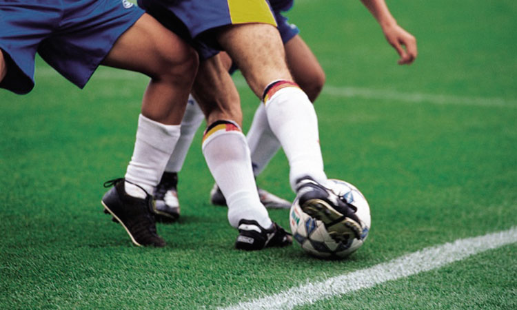 O arremesso lateral no Futebol