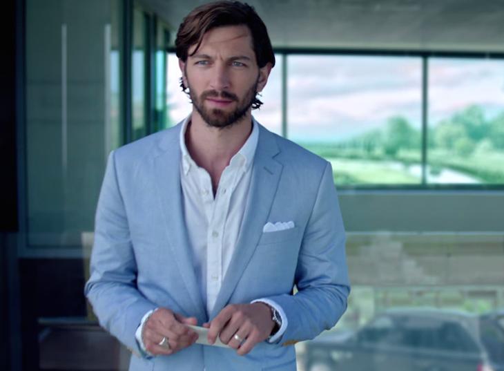 Michiel-Huisman-Chanel-N5-Commercial-Blue-Jacket