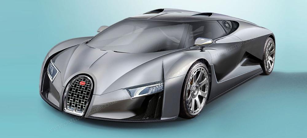 bugatti chiron  de rs 9 5 milh u00f5es  ser u00e1 o carro mais potente do mundo