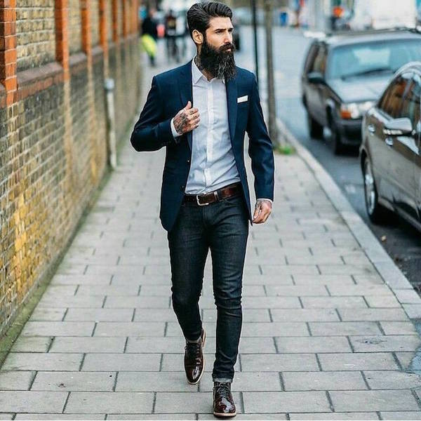 c9e43f445b Jeans e blazer  6 dicas para acertar nessa dupla imbatível - El Hombre