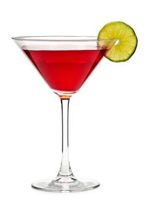 Cosmopolitan cocktail drink. DREAMSTIME IMAGE