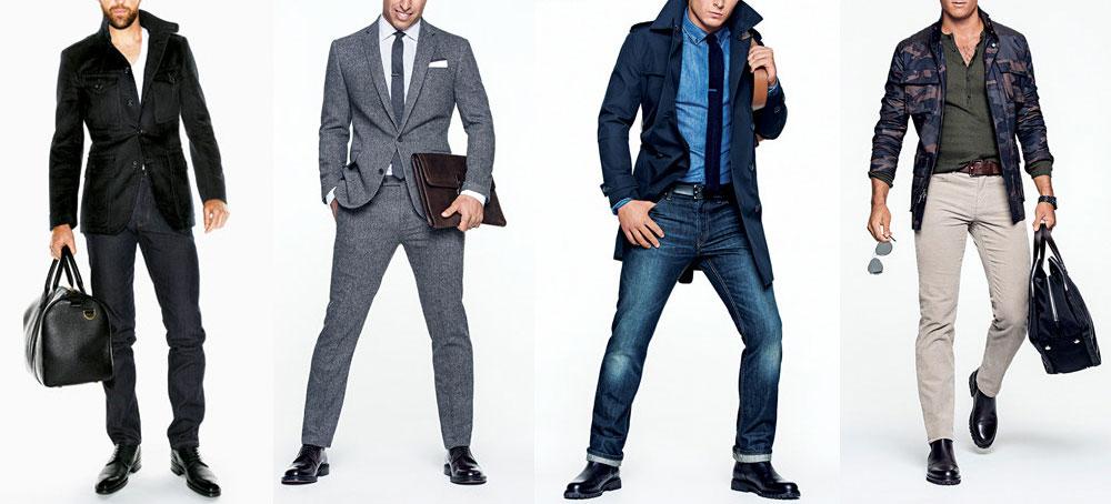 9fff754dc7 Como se vestir bem no trabalho  um guia para homens - El Hombre