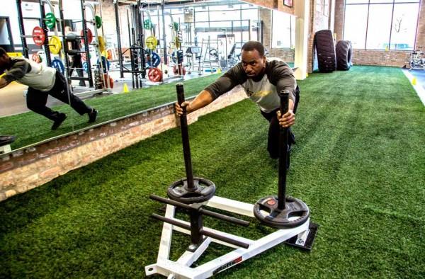 treinar todos os dias