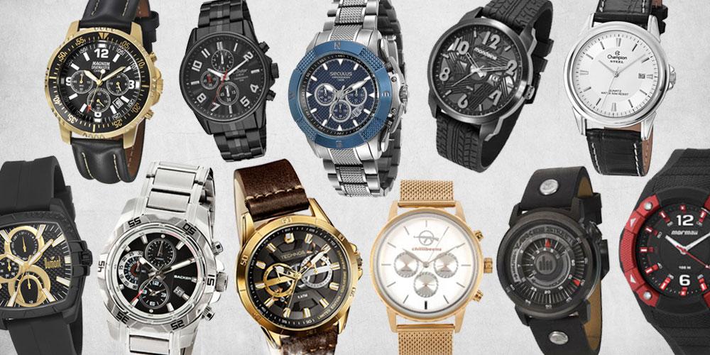 a93662e9c5e 11 marcas brasileiras de relógio para conhecer e usar - El Hombre