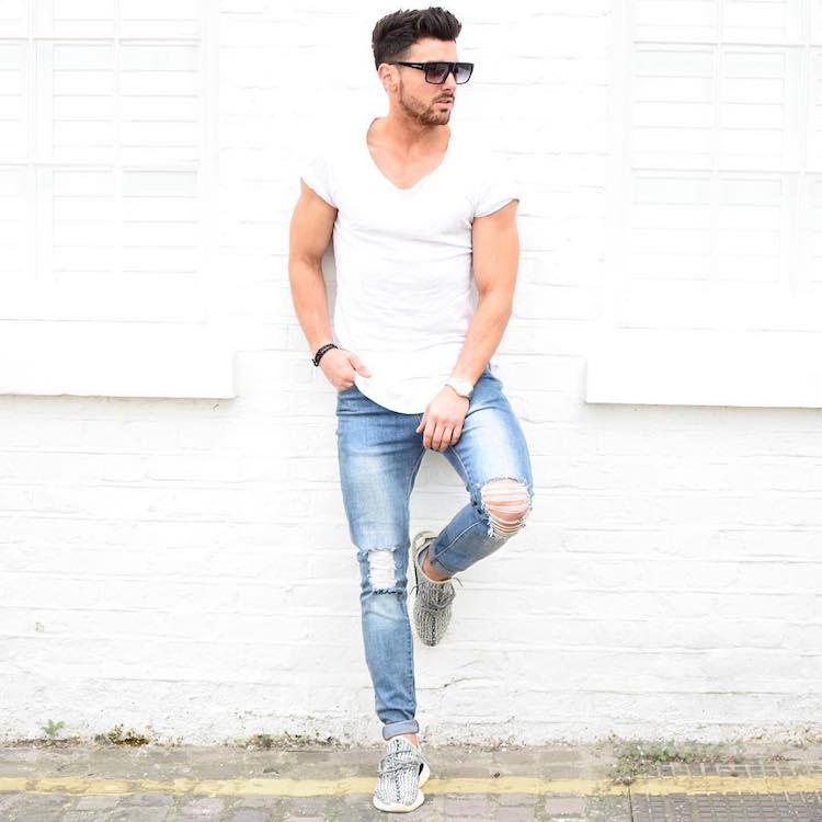 jeans-tenis