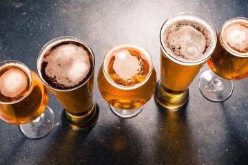 melhores cervejas