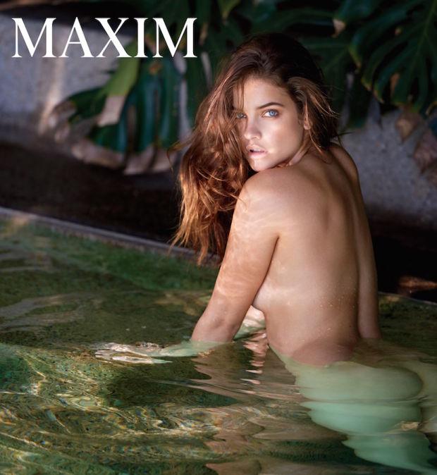 Barbara Palvin Maxim