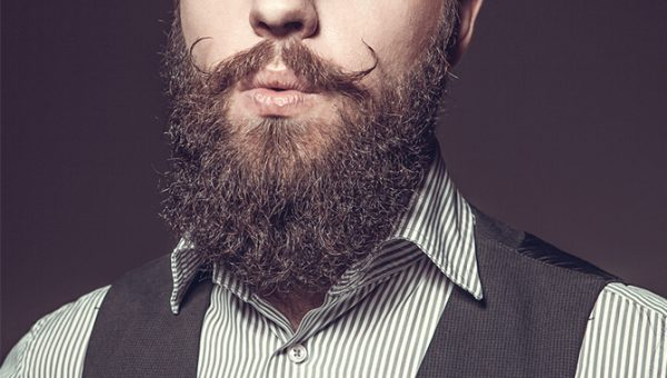 barba saúde
