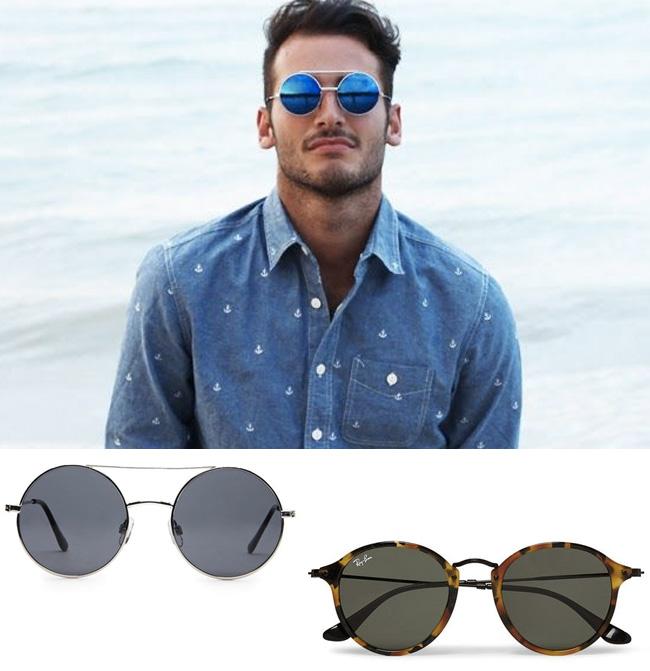 ed72b75e8 Óculos de sol masculino: 9 estilos de armação para ter e usar - El ...