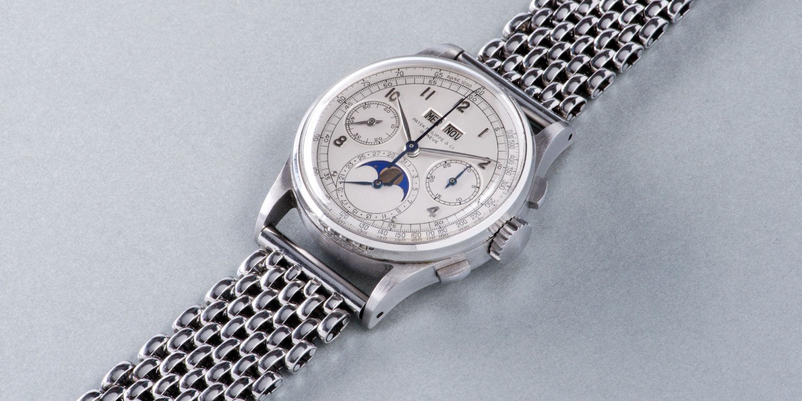9a837045e43 Relógio mais caro da história é vendido por insanos R  37 milhões em leilão  - El Hombre