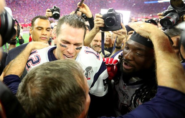 Tom Brady e