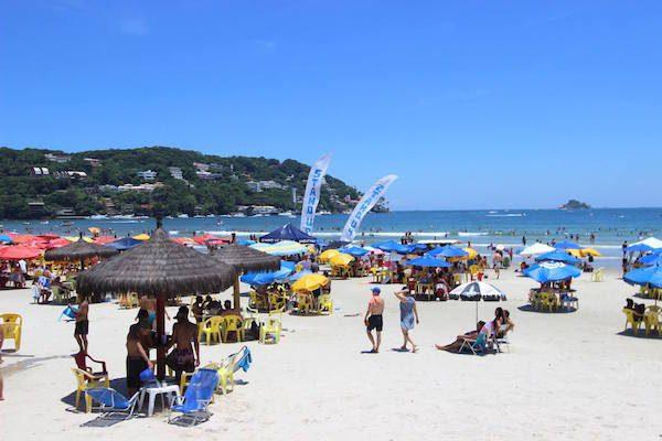 Reprodução / Facebook Hotel Ilhas do Caribe Guaruja