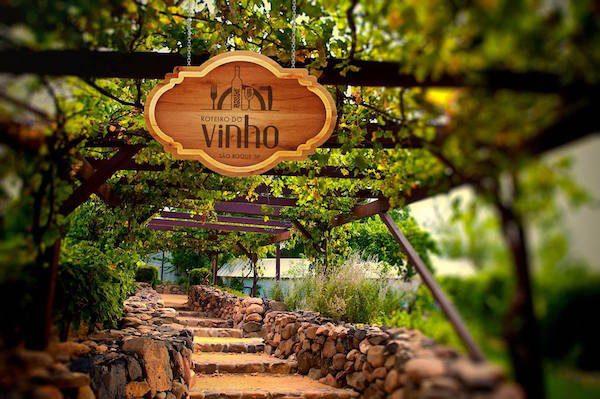 Reprodução / Facebook Roteiro Do Vinho