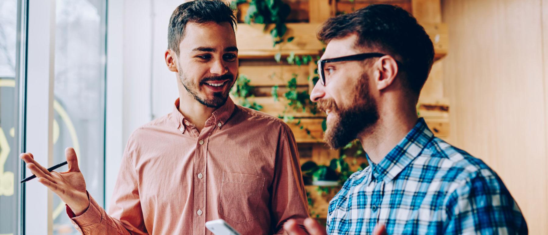 8 passos para ter uma conversa agradável e envolvente